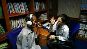 วิจัยหนุนการจัดการเชิงระบบ พร้อมพัฒนาเครือข่าย  ฟื้นฟูคนพิการทางการได้ยินในชุมชนต่อเนื่องระยะยาว