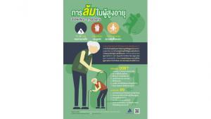 การล้มในผู้สูงอายุ