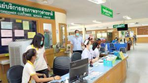 รูปแบบระบบบริการที่เป็นมิตรสำหรับคนต่างด้าวในประเทศไทย : บริการสุขภาพสำหรับคนต่างด้าวเหมือนหรือต่างกับคนไทย ?
