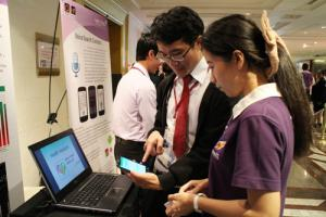 วิศวะ ม.อ. สร้างแอพฯ ช่วยผู้ป่วยเบาหวานบนสมาร์ทโฟน  อุ่นใจเหมือนมีหมออยู่ใกล้