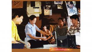 รูปประกอบ บุคลากรทางการแพทย์กำลังรักษาคนไข้