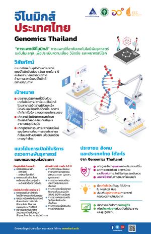 จีโนมิกส์ ประเทศไทย