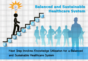 HSRI's Next Step Involves Knowledge Utilization for a Balanced and Sustainable Healthcare System