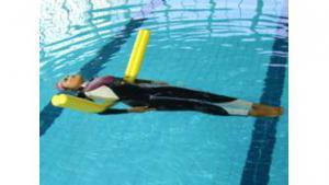 รูปประกอบ ท่าออกกำลังกายในน้ำ