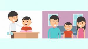 การเสริมสร้างทัศนคติที่ดีต่อเด็กที่มีปัญหาสมาธิสั้น