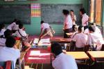 """จากวิจัยสู่เวทีคืนข้อมูล """"ติดตามสถานการณ์สุขภาพและฟื้นฟูการเรียนรู้เด็ก"""" เพื่อการใช้ประโยชน์พัฒนาเด็กอย่างยั่งยืน โดยการมีส่วนร่วมของทุกภาคส่วนในพื้นที่"""
