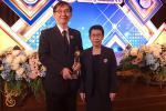 สวรส. รับรางวัลทุนหมุนเวียนดีเด่นจากกระทรวงการคลัง