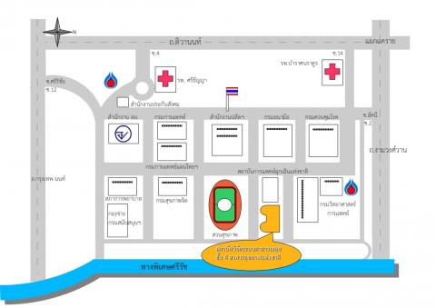 Map of Health Systems Research Institute