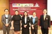 มหกรรมวิจัยแห่งชาติ 63 : สวรส.เปิดเวทีโชว์วิจัยแก้วิกฤตโควิด  กับการขับเคลื่อนสู่นโยบาย พร้อมมาตรการที่เหมาะสม ลดช่องว่างของสังคมไทย