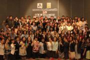 รูปประกอบ รูปหมู่ผู้เข้าร่วมอบรมหลักสูตรผู้จัดการงานวิจัย รุ่นที่ 1