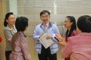 สวรส. ร่วมบรรยายการพัฒนาเครือข่ายวิจัยทางการพยาบาล
