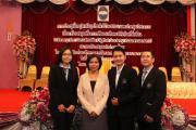 บุคลากร สวรส. รับรางวัลบุคคลดีเด่นวิชาชีพบรรณารักษ์ จากสมาคมห้องสมุดแห่งประเทศไทย