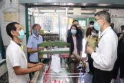สวรส. จัดประชุม วิจัยข้อเสนอทางเลือกเชิงนโยบายรับยาที่ร้านยาลดความแออัดใน รพ.